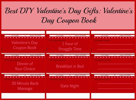 s day coupon book ideas best diy s day gifts s day coupon book