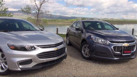 chevrolet malibu vs new the fast car