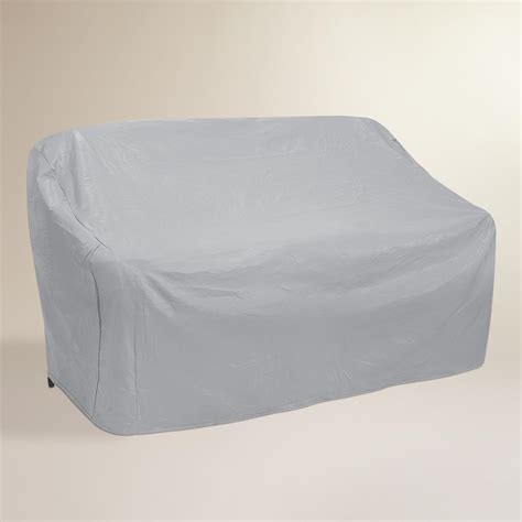 large outdoor sofa and bench cover world market