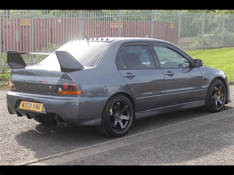 mitsubishi evo mr 2004 mitsubishi evo 8 mr fq340 400bhp 6 speed manual
