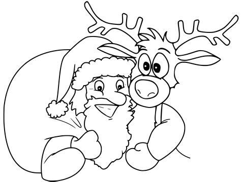 dibujos infantiles para colorear de navidad 54 dibujos de navidad tarjetas papa noel y arbolitos de