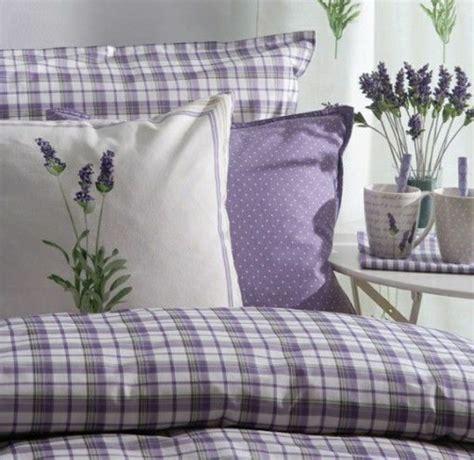 lavendel im schlafzimmer 49 fantastische modelle lila bettw 228 sche