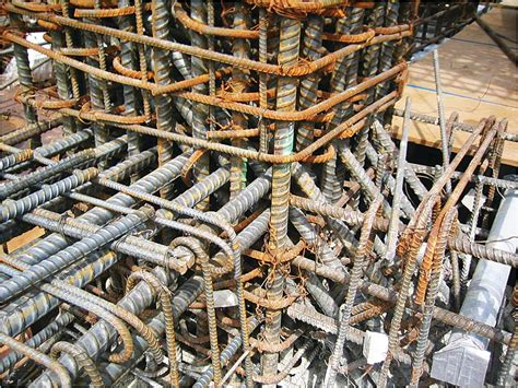 Reinforced Concrete reinforcing congestion concrete construction magazine