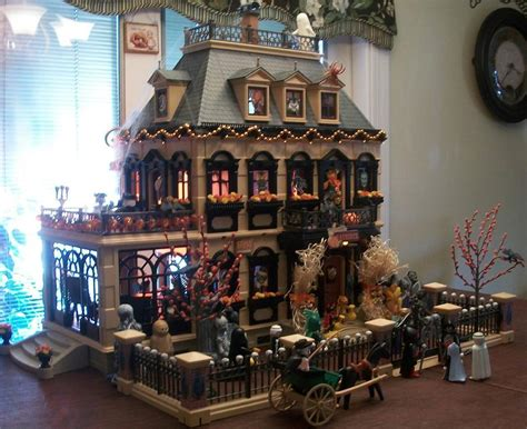 haunted doll mansion playmobil haunted mansion ooak doll