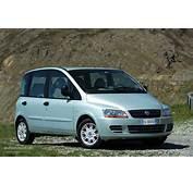 2008 Fiat Multipla Photos Informations Articles
