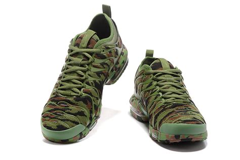 army green sneakers wholesale nike air max plus tn ultra army green camouflage