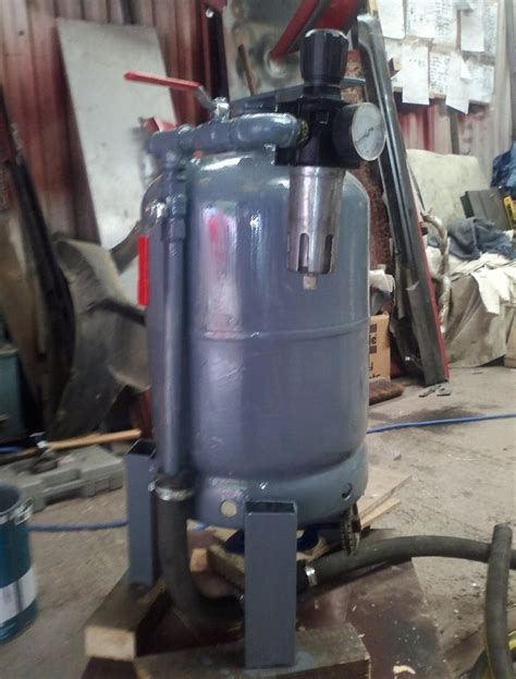 Pressure Pot Sandblaster Cabinet by 17 Best Images About Media Blasting Tools On