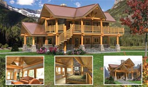 astoria log home design by the log connection astoria post and beam log home by the log connection