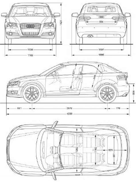 car dimensions in coonrod car dimensions