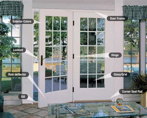 Patio Door Styles Patio Door Styles Tips For Ordering