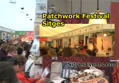 Patchwork Fair - sitges international patchwork festival 2015