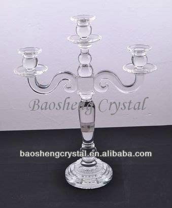candelabros baratos 3 brazos de cristal de vidrio baratos candelabros
