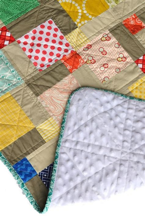 Quilting With Minky Fabric by Quilting With Minky Fabric