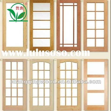 Choosing A Frosted Glass Interior Door To Your Apartment Interior Wooden Doors With Glass Panels