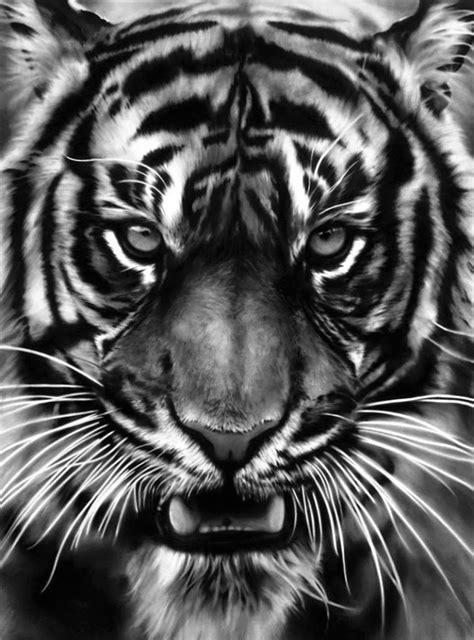 Kroutchev Planet Photo: Robert Longo (b.1953) is an ... Realistic Tiger Makeup