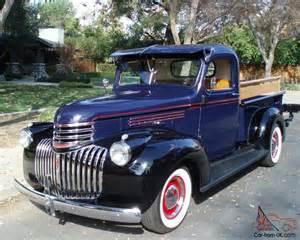 1946 Chevrolet Truck For Sale 1946 Chevrolet Resto Mod