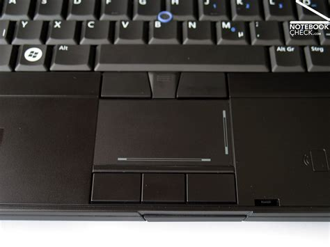 Touchpad Dell review dell precision m2400 notebook notebookcheck net reviews