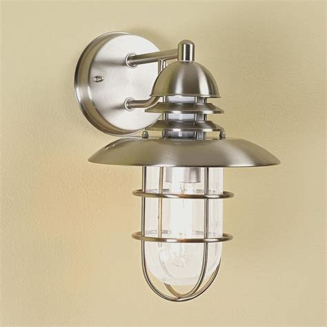 Nautical Bathroom Lighting Boathouse Bath Light