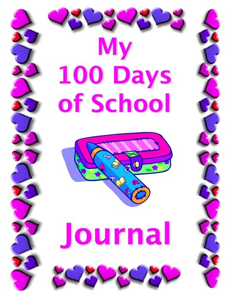 a hundred hearts one hundred designs for coloring crafting and scrapbooking volume 1 books 17 best images about 100th day journals on