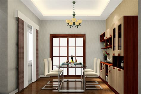 Dining Room Lighting Design by Interior Dining Room Lighting Design 3d House