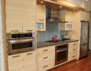 Green Backsplash Kitchen fsc certified brazilian cherry flooring with bamboo