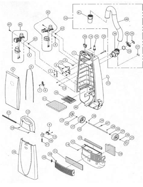 miele vacuum parts diagram miele vacuum parts diagram 28 images eureka 8803