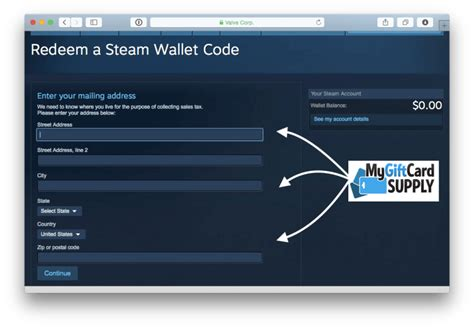 Redeem Gift Card Steam - how to redeem your steam gift card