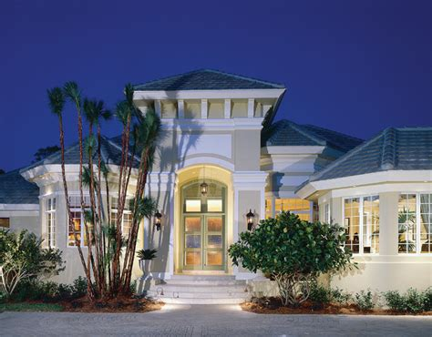 sater design sater design collection s 6928 quot colony bay quot home plan mediterranean exterior by sater