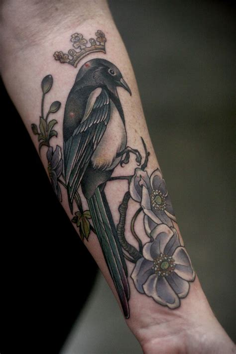 oregon tattoos 25 best ideas about magpie on magpie