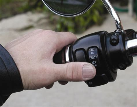 Garage Door Opener For Motorcycles Riders Now Motorcycling News Reviews