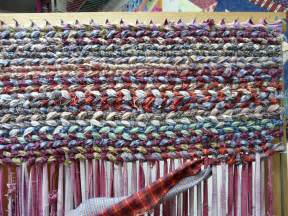 diy weave rug timber hill threads rugs from rags
