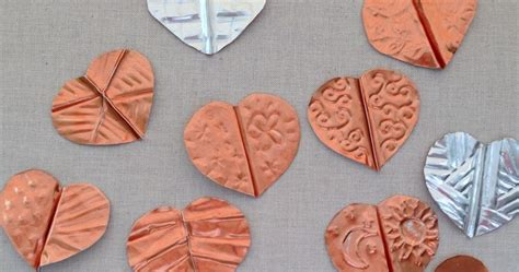 lisa yang s jewelry blog using copper embossing foil and lisa yang s jewelry blog using copper embossing foil and