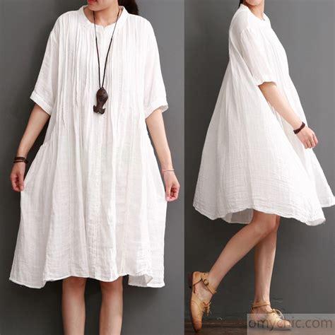 Dress Cotton Export Quality 1 white cotton summer dress dresses