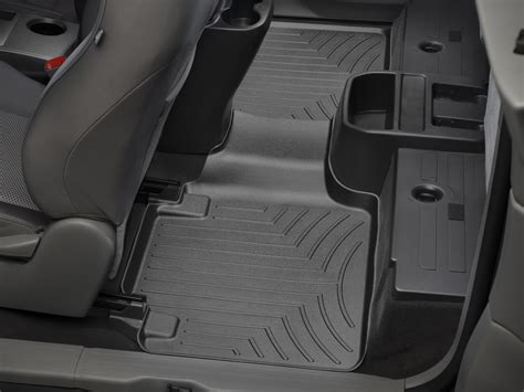 weathertech floorliner for toyota tacoma access cab 2016