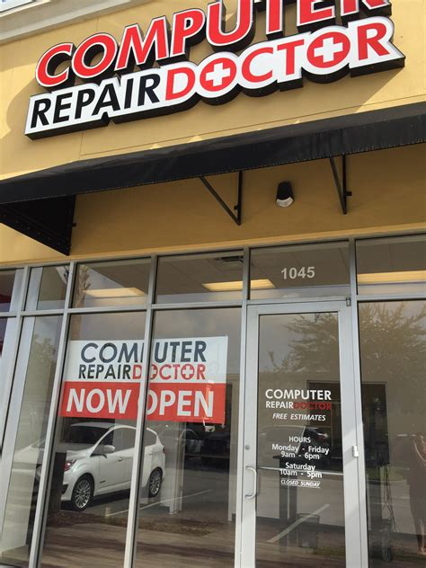 computer repair doctor raleigh carolina nc