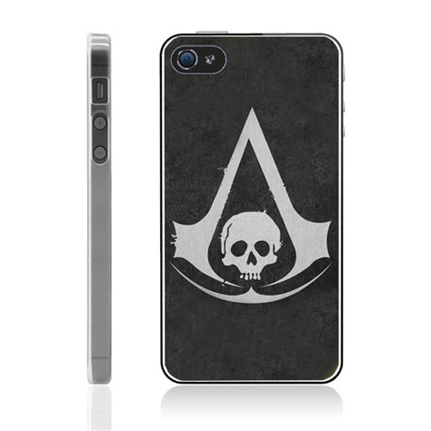 Assassin Creed 3 Iphone 4 4s 5 5s 6 6s 6 Plus 6s Plu coque iphone 5 et 5s assassin s creed iv iphony