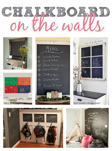 chalkboard ideas on the walls this girl s life blog
