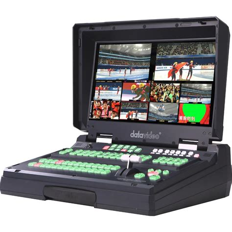 Datavideo Hs 600 8 Channel Mobile Sd Studio Datavideo Hs 2800 Holdan Limited