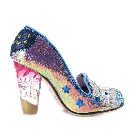 unicorn high heels womens irregular choice gold high heel unicorn