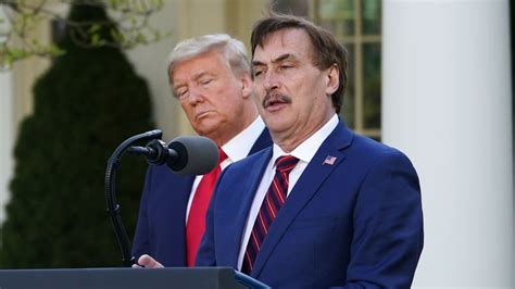 mike lindell net worth      helped