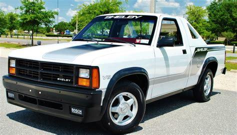 Dodge Shelby Dakota truck 1989 dodge dakota shelby