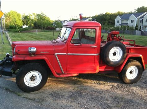 1962 Willys Jeep Bangshift Roadside Find A Totally Bitchin 1962