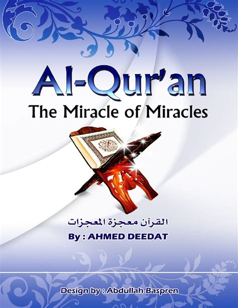 The Miracle Of Free Al Qur An The Miracle Of Miracles Free Book