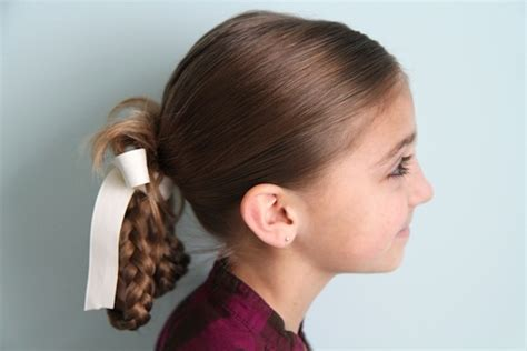 cute hairstyles no hairspray easy new fold up braids hairstyles for girls jere haircuts