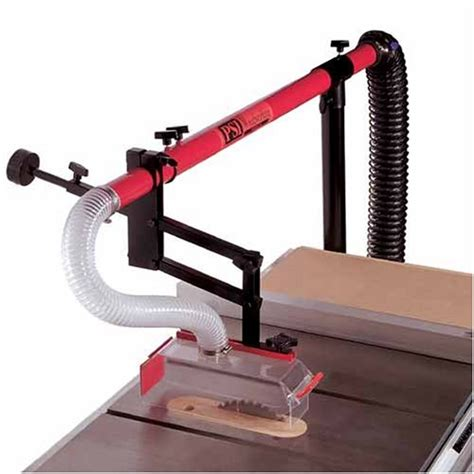 woodworking dust collectors psi woodworking tsguard table saw dust collection guard ebay