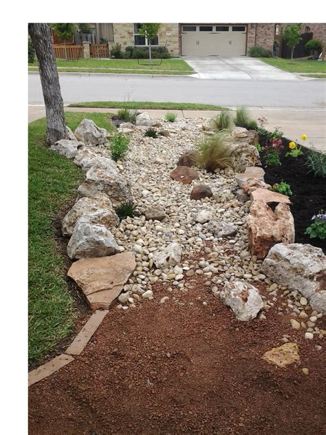 dry creek bed landscaping dry creek beds landscape for drainage 2017 2018 best