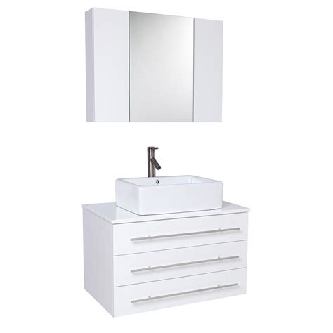Bathroom Vanities 31 Inch 31 75 inch white modern bathroom vanity with marble countertop uvfvn6183wh31