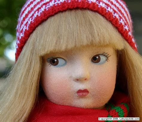 lenci doll edith arden pink living edith gets a new friend