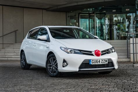 toyota selling clown noses for cars to support red nose