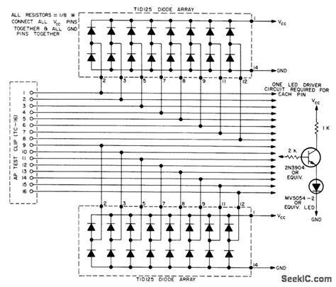 led diode array led diode array 28 images tvs esd diode arrays popular tvs esd diode arrays diode led array